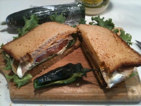 that's a gooood sandwich