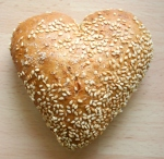 heart bread